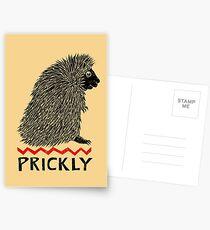 Prickly Porcupine Postcards