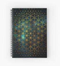 angel echoes  Spiral Notebook