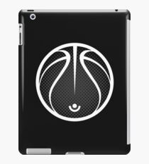 Vector Basketball Halftone iPad Case/Skin