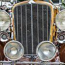 Auburn Grill and Headlights 2 by eegibson