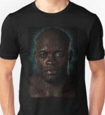 Anderson Silva (Superimposed) T-Shirt