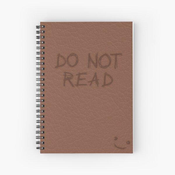 Ranboo's Memory Book Spiral Notebook