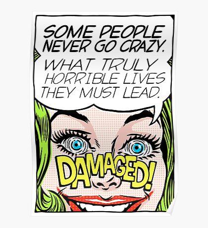 Never Go Crazy Poster
