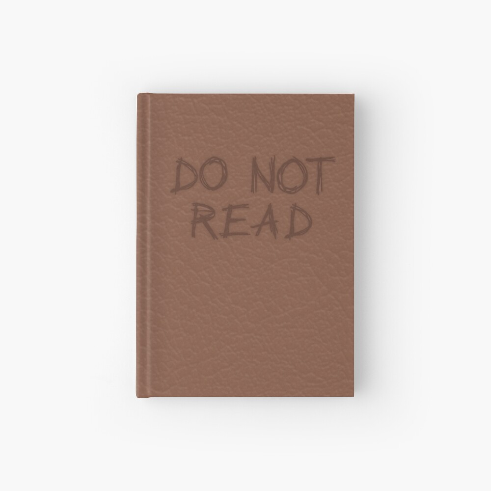 Ranboo's Memory Book Hardcover Journal