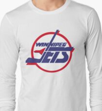 Winnipeg jets Long Sleeve T-Shirt