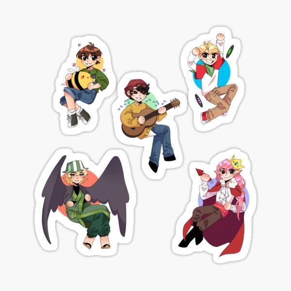 Sleepy Bois Inc. Sticker