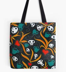 Java Love Tote Bag