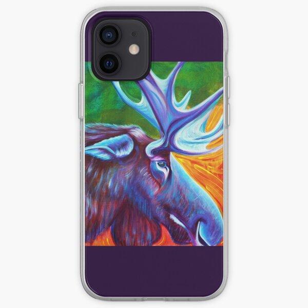 Moose iPhone Soft Case