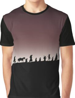 Fellowship of the Ring Graphic T-Shirt