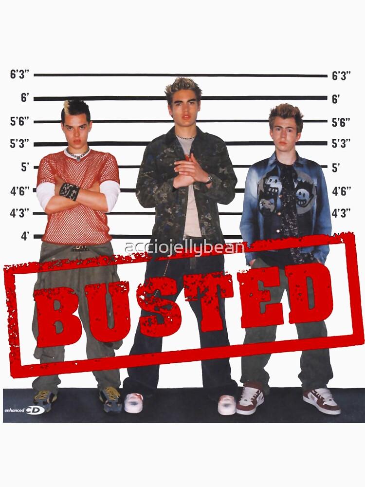 Busted circa 2002 by acciojellybean