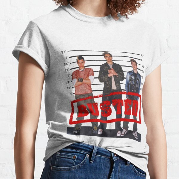 Busted circa 2002 Classic T-Shirt