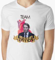 Hannibal Fannibals Men's V-Neck T-Shirt