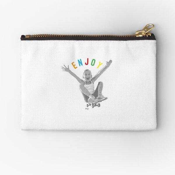 Enjoy design Zipper Pouch