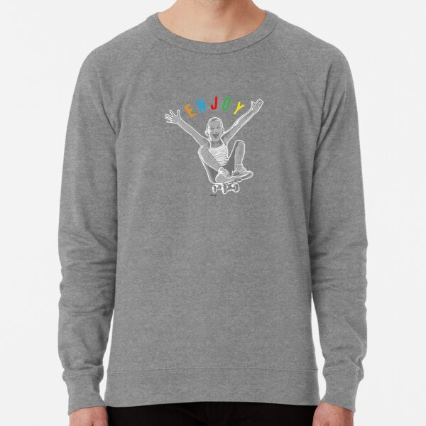 Enjoy design Lightweight Sweatshirt