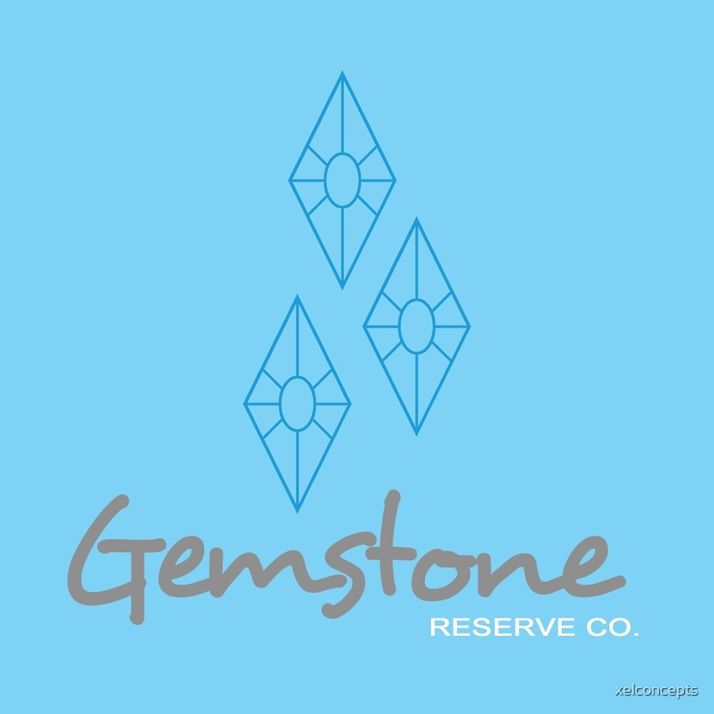 Gemstone Reserve Co. by xelconcepts