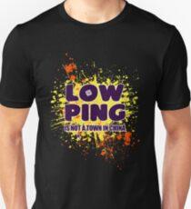 Low-Ping Unisex T-Shirt