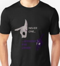 Kindred - Never one...without the other. T-Shirt