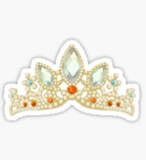 The Lost Princess (Textless) Sticker
