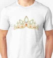 Camiseta ajustada La princesa perdida (sin texto)
