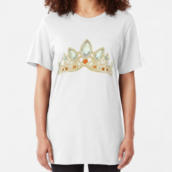 The Lost Princess (Textless) Slim Fit T-Shirt
