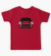 Red italian Job Kids Tee
