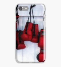 Boxing Journal iPhone Case/Skin