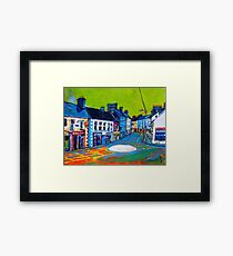 Carrick-on-Shannon, Leitrim Framed Print