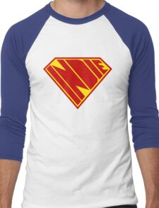Indie Power Men's Baseball ¾ T-Shirt