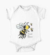 bumbly bees One Piece - Short Sleeve