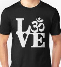 Om Liebe Slim Fit T-Shirt