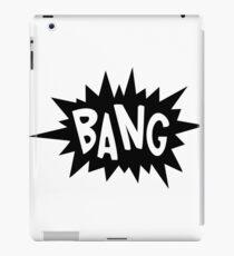 Bang! Comics iPad Case/Skin