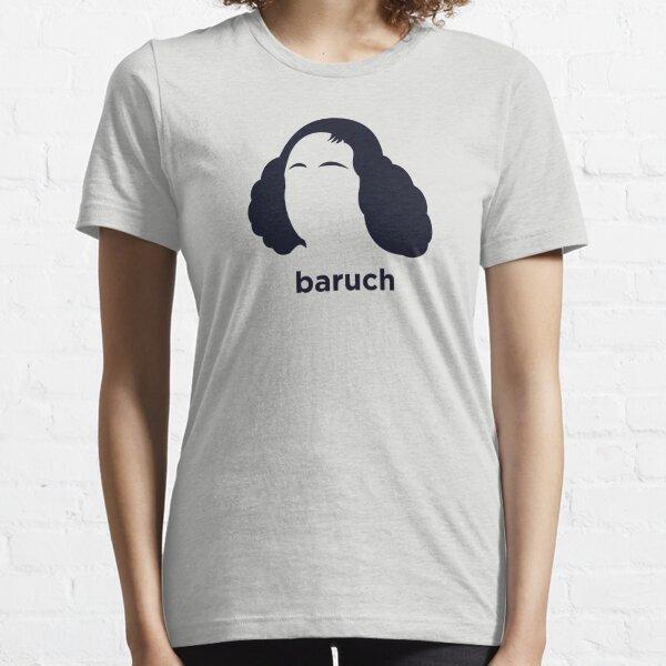 Baruch Spinoza (Hirsute History) Essential T-Shirt