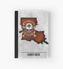 C Company 3-156 Leader's Notes Hardcover Journal