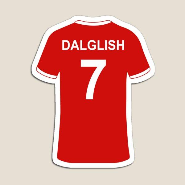 Kenny Dalglish 83/84 Jersey Magnet