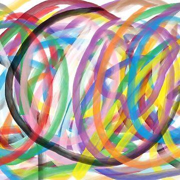Swirls by ladychalk