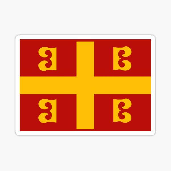 Byzantine Empire Sticker