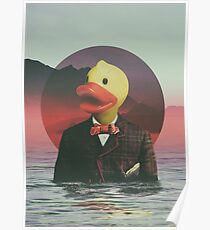 Rubber Ducky Poster