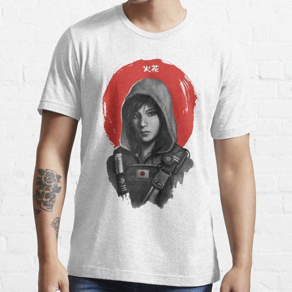 Art Hibana T-shirt essentiel