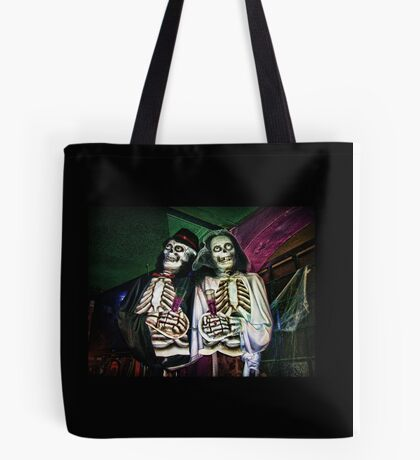The Wedding of the Dead Tote Bag