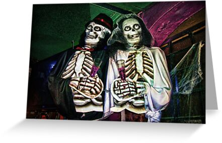 The Wedding of the Dead by Maria  Gonzalez