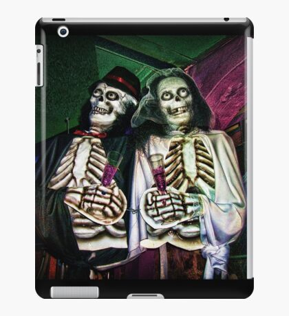 The Wedding of the Dead iPad Case/Skin