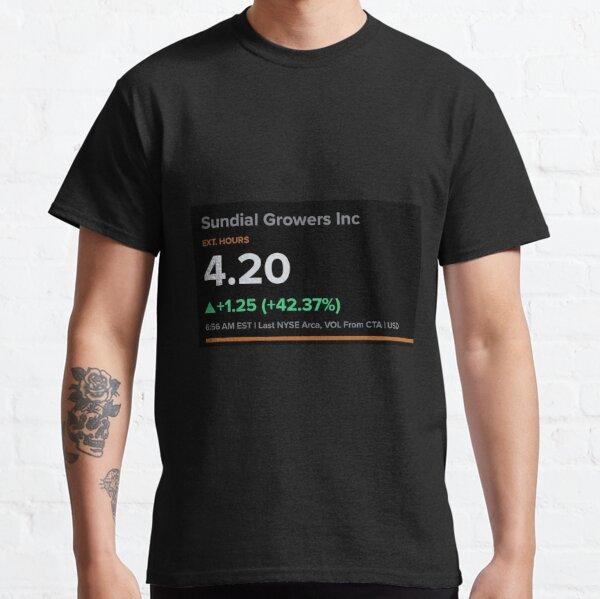 Sundial Growers Inc stock Classic T-Shirt