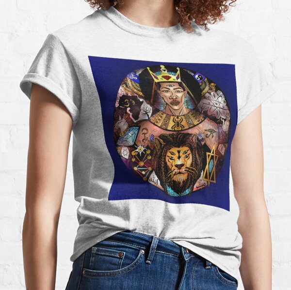 King Solomon and The Lion of Judah Classic T-Shirt