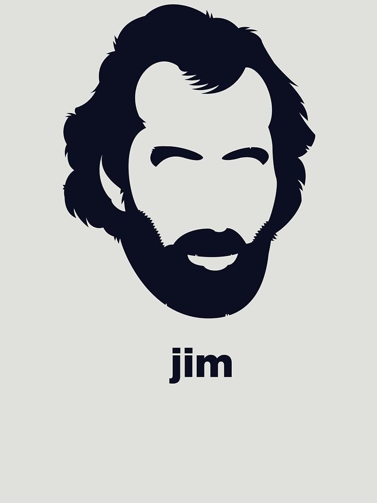 Jim Henson (Hirsute History) by amorphia