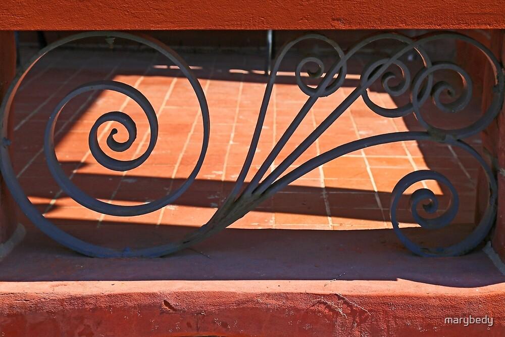 Harrington Inn Detail by marybedy