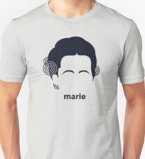 Marie Curie (Hirsute History) T-Shirt