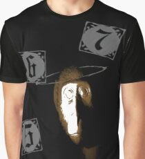 Monkey Gone to Heaven Graphic T-Shirt