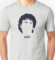 Neil Gaiman (Hirsute History) T-Shirt