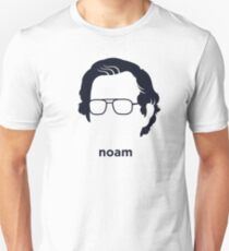 Noam Chomsky (Hirsute History) T-Shirt