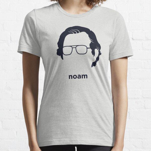 Noam Chomsky (Hirsute History) Essential T-Shirt